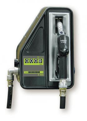Tecalemit Elettropompa elettrica ibrida autoadescante per gasolio Diesel Eco-Box 110 300 044