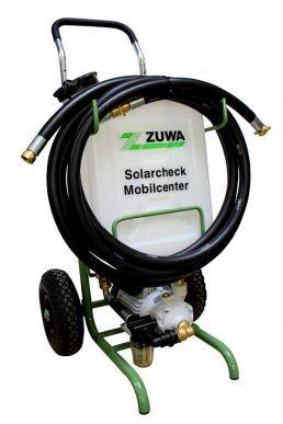 Zuwa Centrale solare mobile Solarcheck KOMPAKT P 90 , 230 V 134060-V11