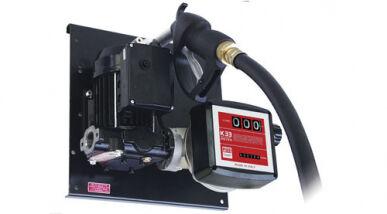 Italcom Stazione travaso gasolio + pompa volumetrica 220 V 50 l/mn 24321