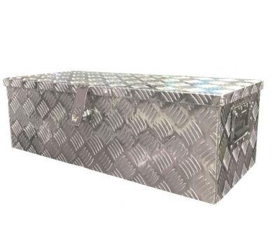 garden store europe box alluminio europe 76 cassetta porta attrezzi 76x33,5x25 cm con serratura europe76