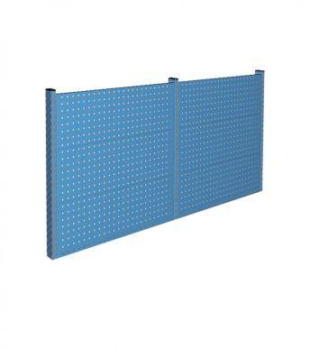 fami s.r.l pannello porta attrezzi 2000x938 mm, blu fami worklook2004