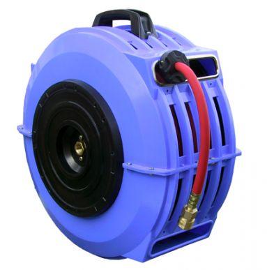 ebinger gmbh technisches equipment avvolgitore automatico di aria compressa ar 100-r3, blu ebinger 1.100.203-1