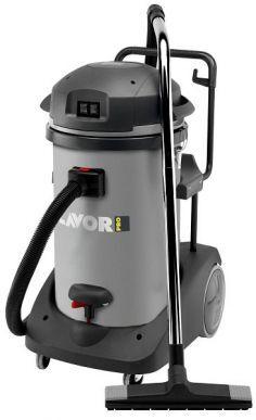 LAVOR Aspirapolvere industriale professionale TAURUS PR 3000 W 77 l contenitore 82120508