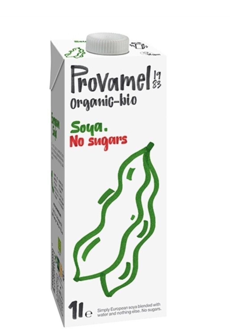 Isola Bio Latte Di Soia Naturale 100% Senza Zucchero - Provamel