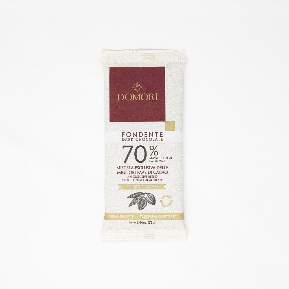 Domori Tavoletta Cioccolato Fondente Trinitario 70% -