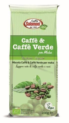 Caffè E Caffè Verde Bio - Salomoni