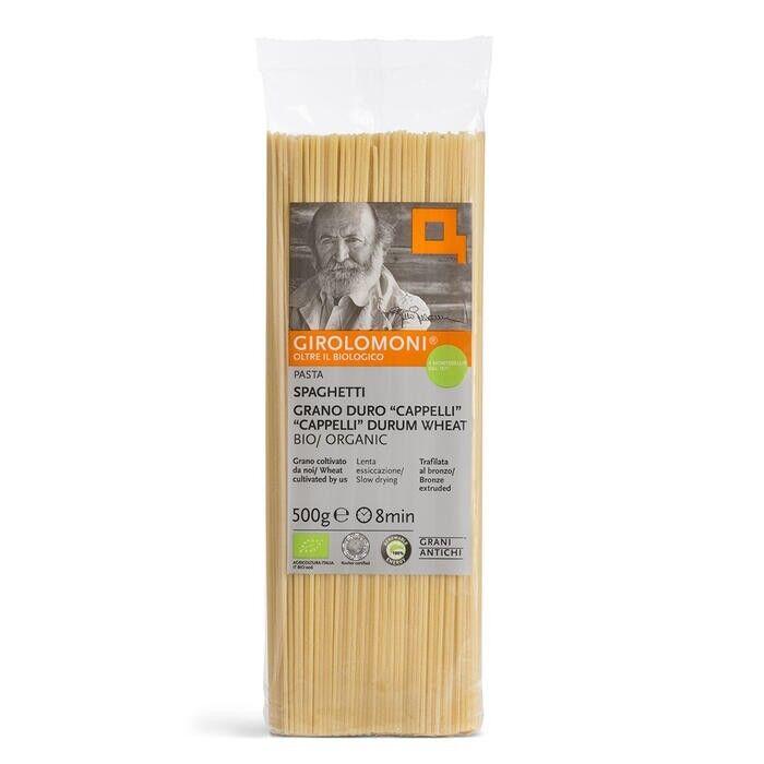 Spaghetti Di Grano Cappelli Bio - Girolomoni