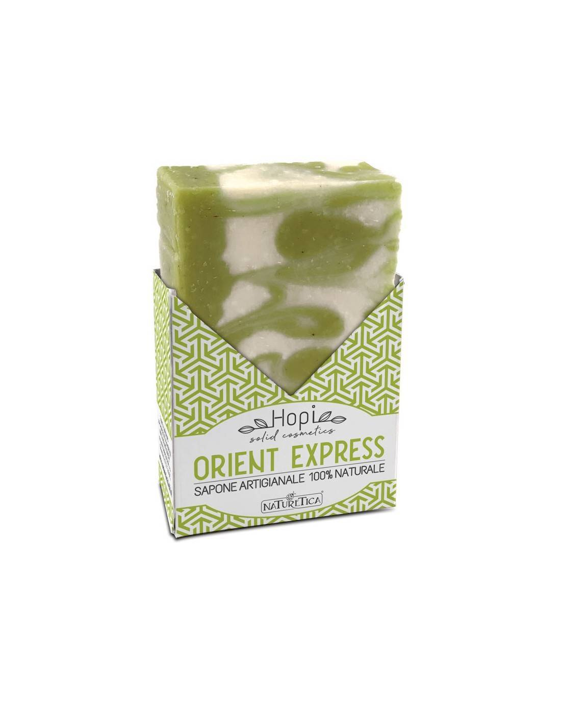 Naturetica Bielli Sapone Solido Orient Express -