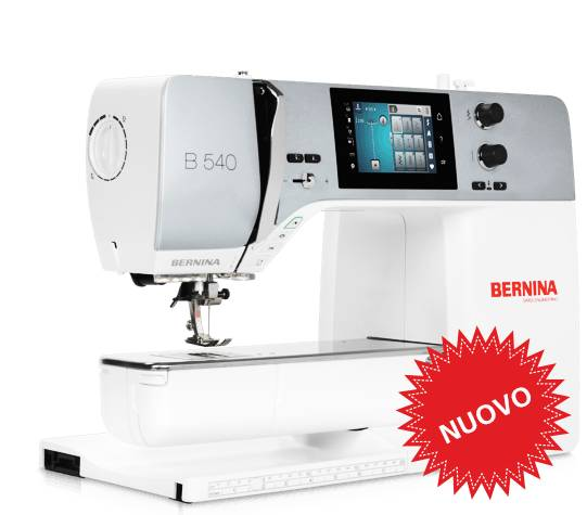 Bernina 540 New