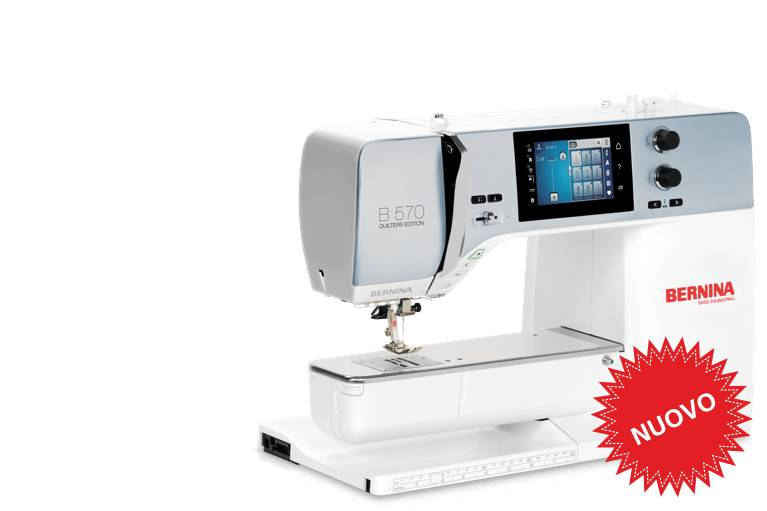 Bernina 570QE  NEW