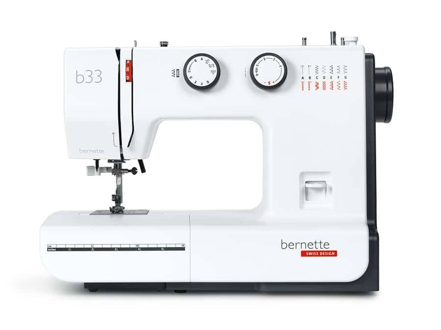 Bernette Macchina per cucire meccanica Bernette 33 By Bernina