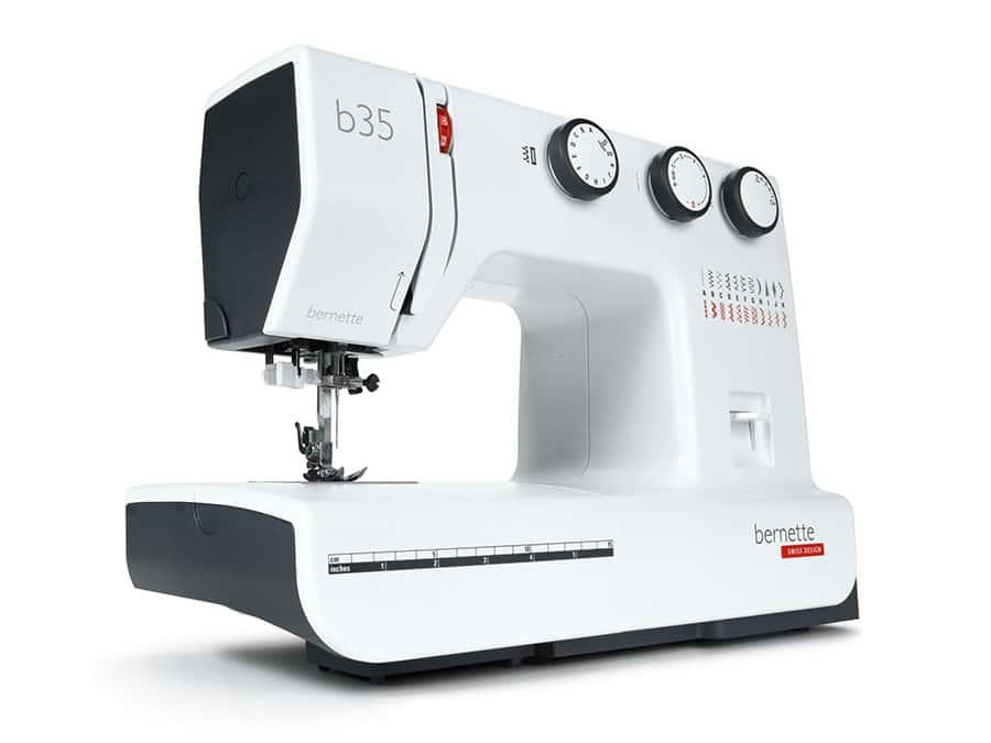 Bernette Macchina per cucire meccanica Bernette 35 By bernina