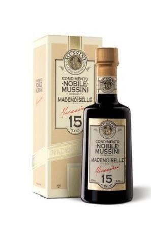 Mussini Condimento Nobile Mademoiselle n°15 250ml - Mussini