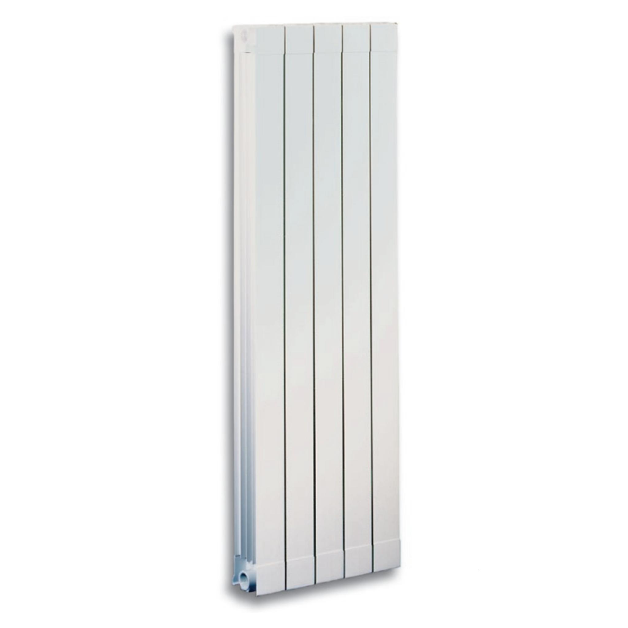 Global Termosifone radiatore alluminio bianco da 3 a 6 elementi OSCAR 900 - 4 elementi