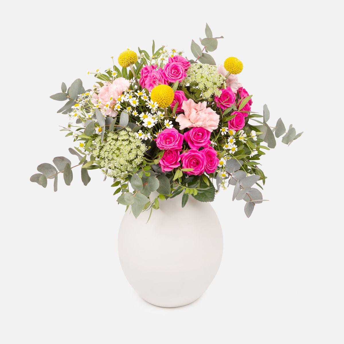The Colvin Co Mazzo di fiori primaverili- Feeling Happy - Fiori a domicilio - Colvin