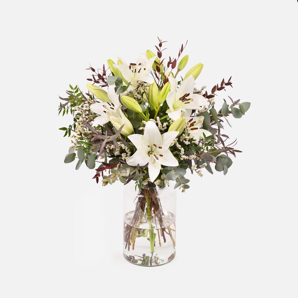 The Colvin Co Fiori a domicilio - Gigli Bianchi - White Bloom - Colvin