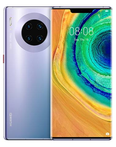 Huawei Mate 30 Pro Space Silver