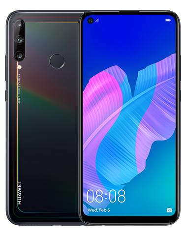 Huawei P40 Lite E Midnight Black