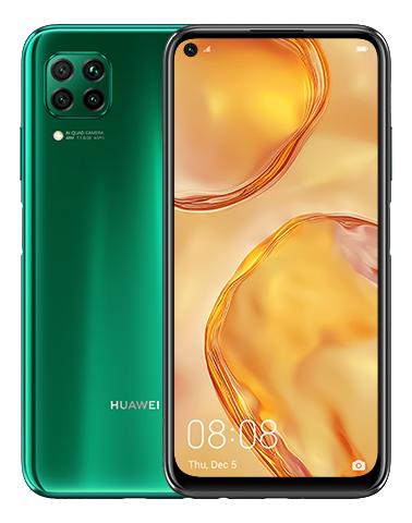 Huawei P40 Lite Crush Green