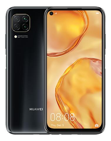 Huawei P40 Lite Midnight Black