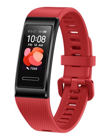 Huawei Band 4 Pro Carnelian Red