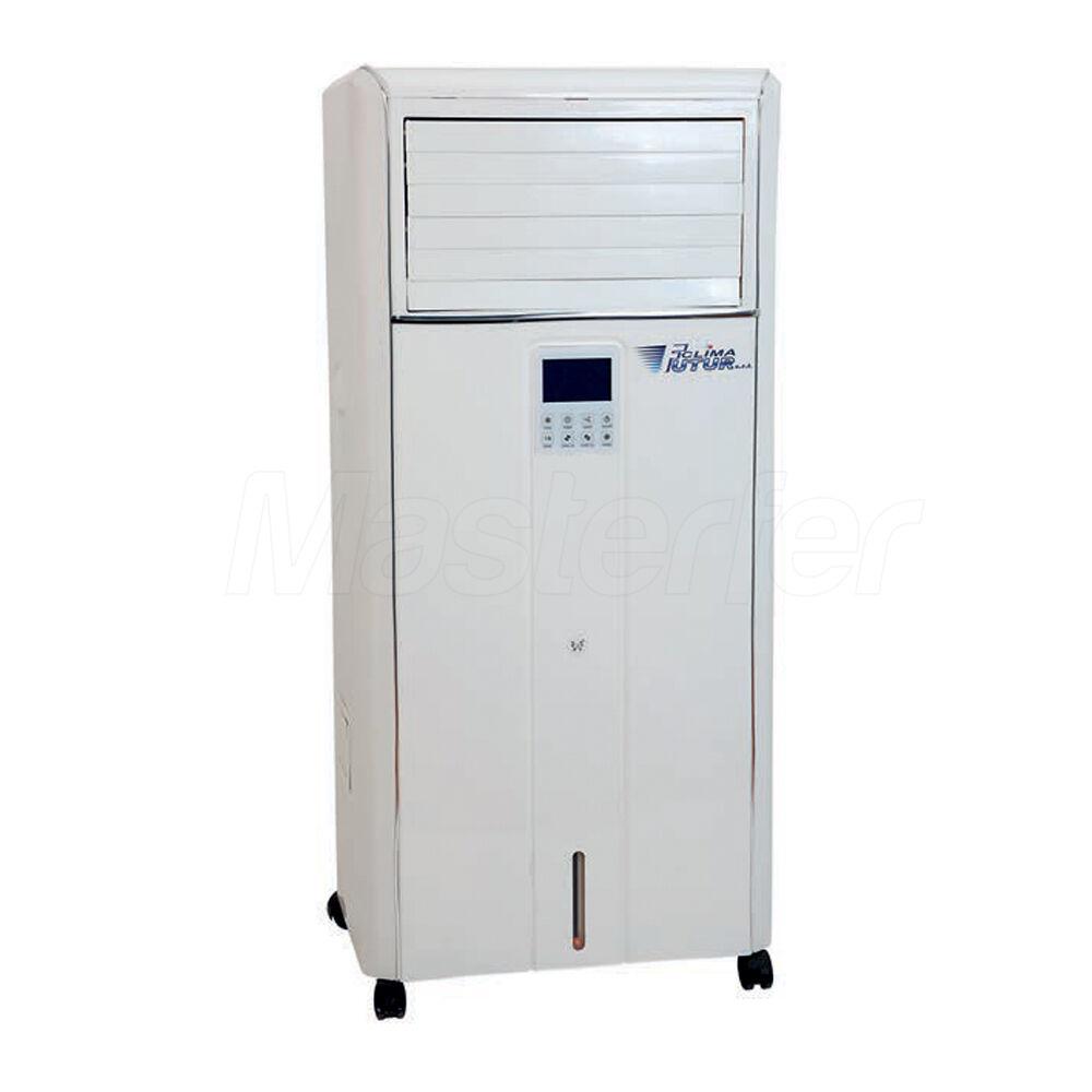 Non Applicabile FuturClima QF55 - Raffrescatore evaporativo portatile, fino a 50 MQ