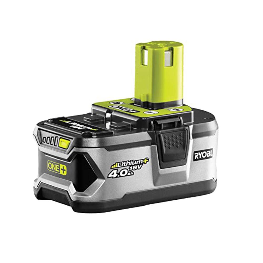 ryobi rb18l40 - batteria 18v 4,0 ah litio per utensili one+