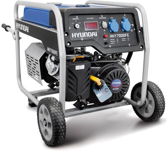 hyundai generatore di corrente  65012