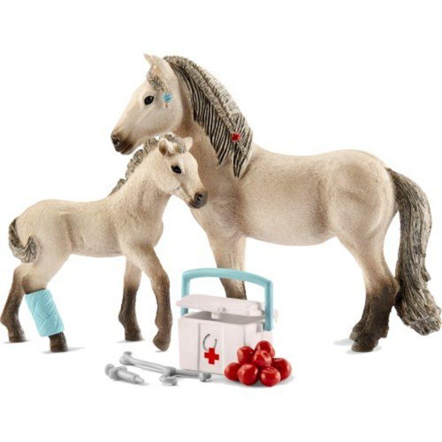 schleich-s horse club kit pronto soccorso hannah