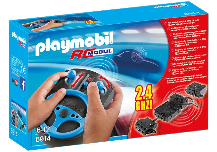 playmobil 6914 modulo radiocomandato (2,4 ghz)