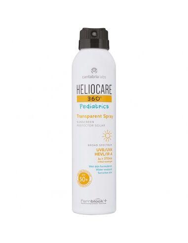 Heliocare 360 Ped Transp Spray