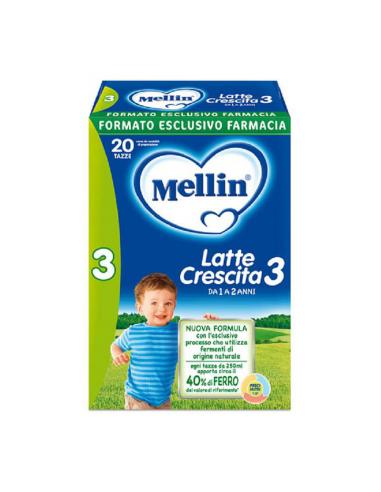 Mellin Bambino Mellin 3 Latte Polvere 700g