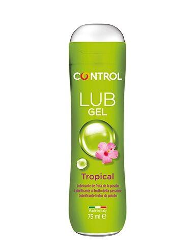 Control Gel Lub Tropical 75ml
