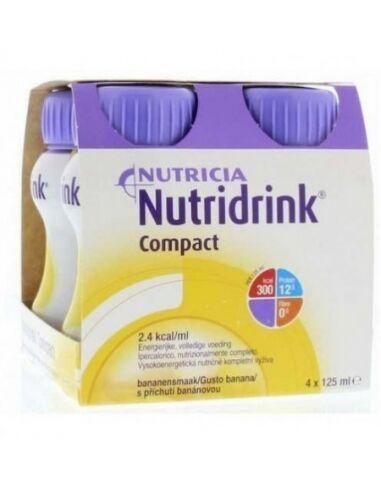 Nutridrink Compact Van 4x125ml