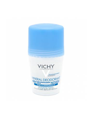 Vichy Deo Mineral Roll 50ml Vichy