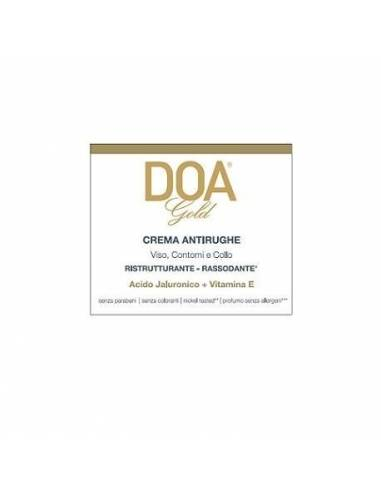 doa gold crema antirughe 50ml
