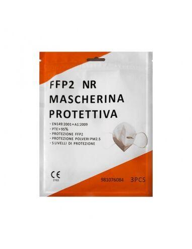 Mascherina Ffp2 3pz