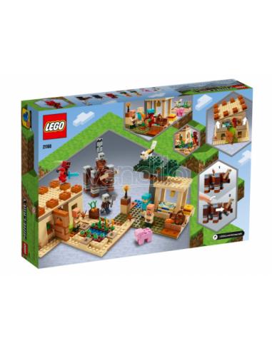 lego minecraft - 21160