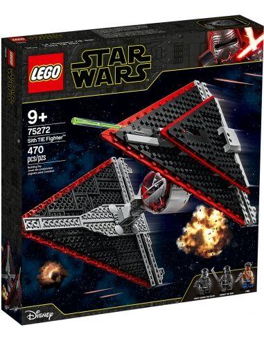 lego 75272 star wars sith tie fighte
