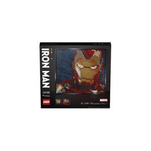 Lego Art Iron Man 31199