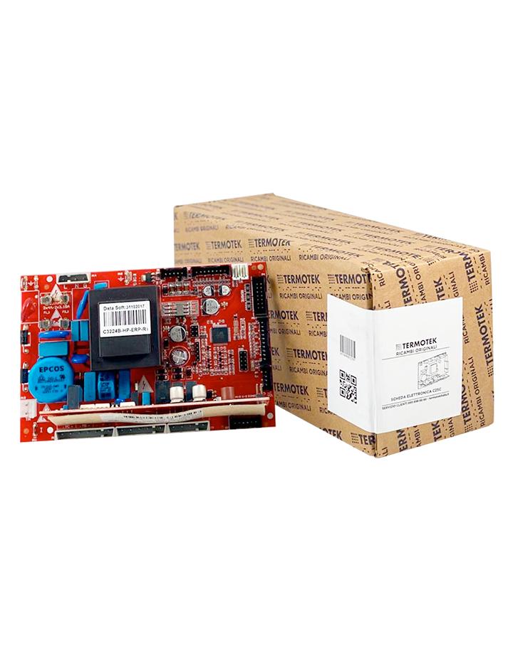 Termotek Tk735 Scheda Elettronica Cplus C25a