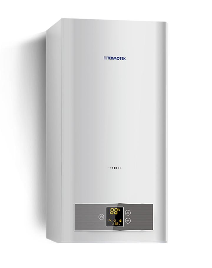 Termotek Aquapower C11s Scaldacqua A Gas Camera Stagna 11 Litri A Metano Lownox