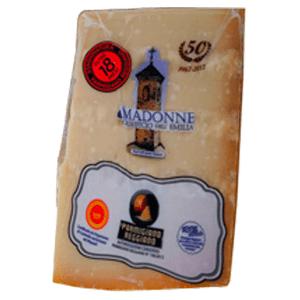 Consorzio Parmigiano Reggiano 18 mesi 1kg Caseificio 4 Madonne