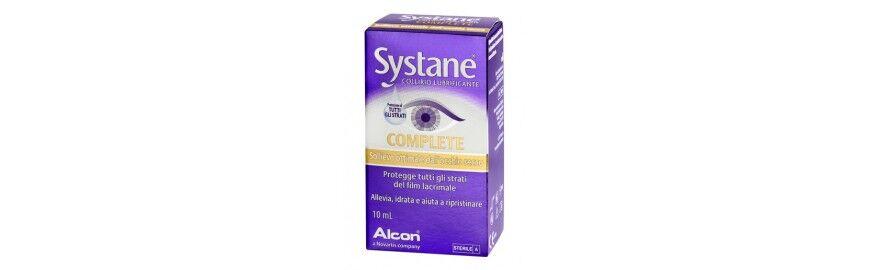 ALCON ITALIA SpA Systane Complete Collirio lubrificante 10 ml