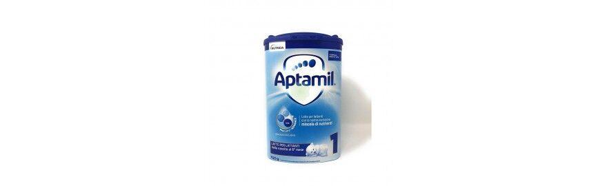 Aptamil Mellin  1 latte in polvere 750 g