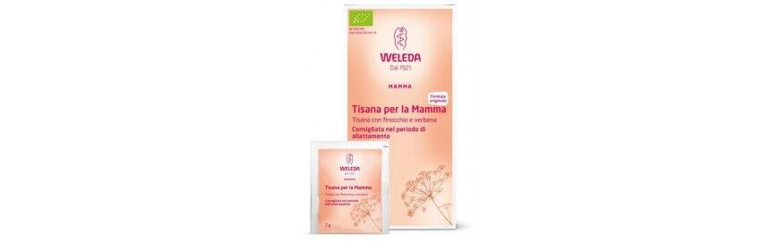 Weleda Tisana Mamma 20 Bustine 2 G
