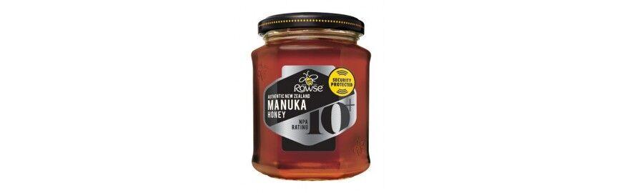 Rowse Honey Miele di Manuka 10+ 225 G