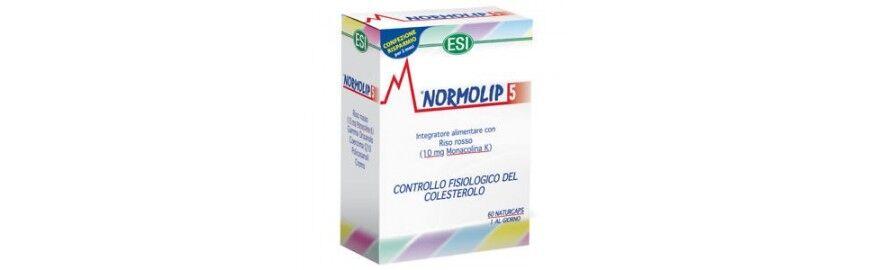 Esi Normolip 5 Integratore Colesterolo 60 Capsule