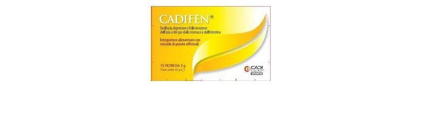 ca. di. group cadifen 15 filtri 3 g