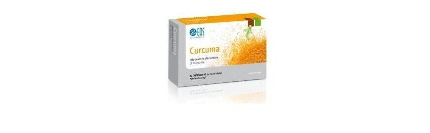 eos curcuma 30 compresse
